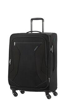 c6555d205a5 American Tourister Eco Wanderer Spinner TSA EXP 67cm Zwart