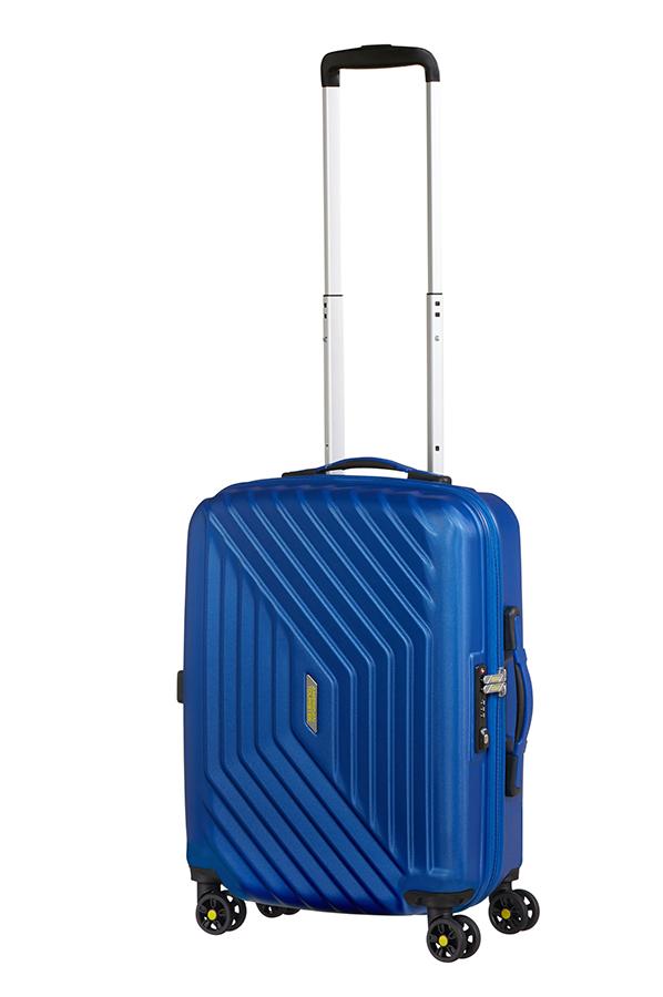 air force 1 handbagage koffer met 4 wielen 55x40x20cm insignia blue. Black Bedroom Furniture Sets. Home Design Ideas