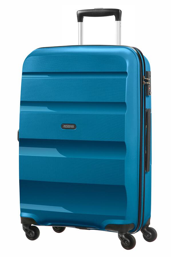 bon air medium koffer met 4 wielen 66cm seaport blue. Black Bedroom Furniture Sets. Home Design Ideas